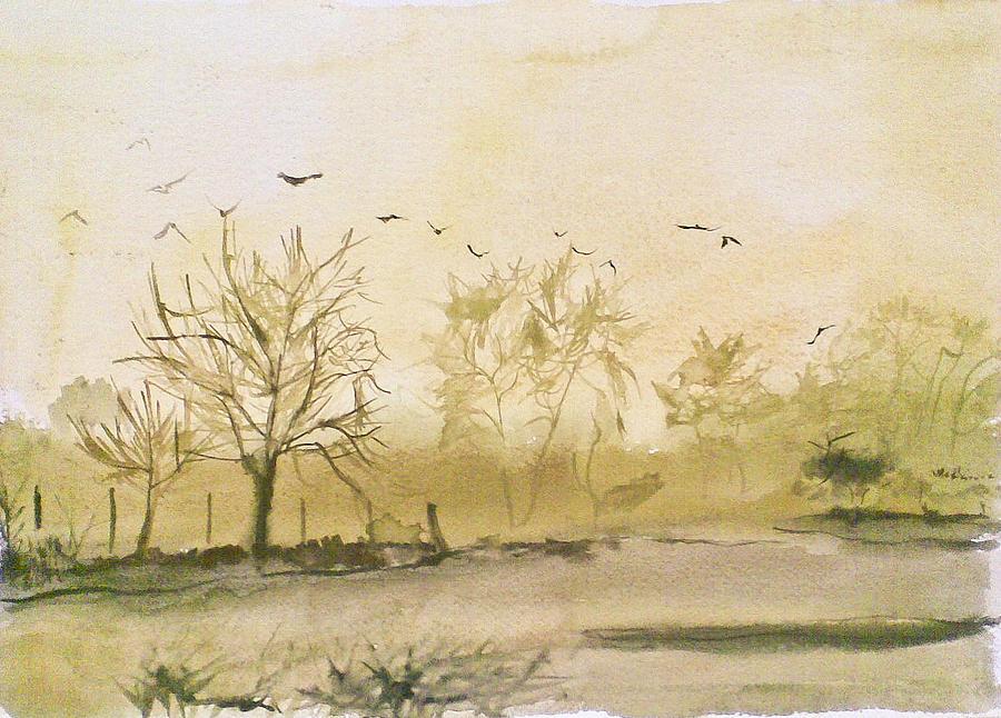 Pastel - Morning by Vaidos Mihai