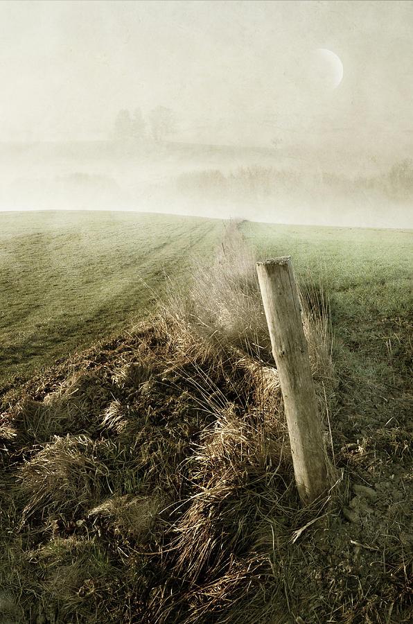 Silence Photograph - Morning Watch by manhART
