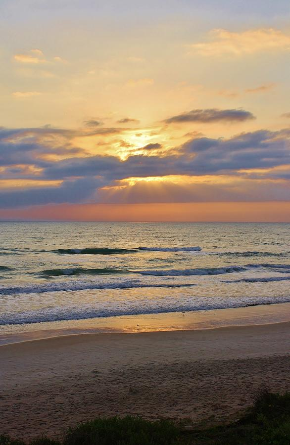 Ocean Photograph - Mornings Early Light by Bruce Bley