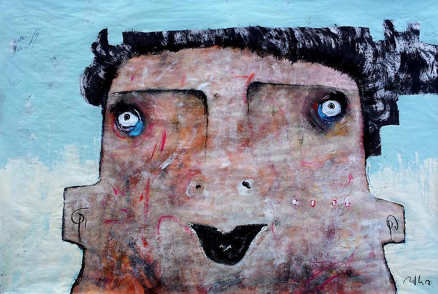 Life Painting - Mortalis No. 12 by Mark M  Mellon