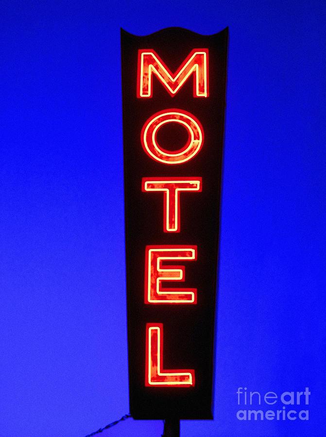 Motel Photograph