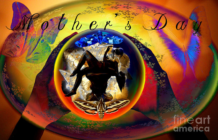 Mother Effect Digital Art