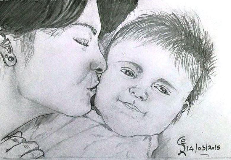 csp47005 mothers day drawing - 780×539