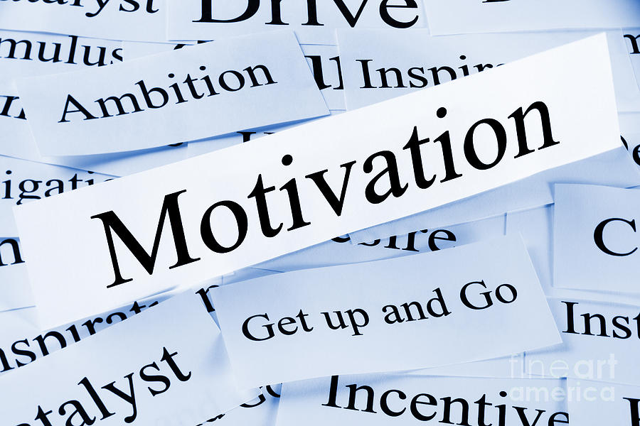 Ambition Photograph - Motivation Concept by Colin and Linda McKie