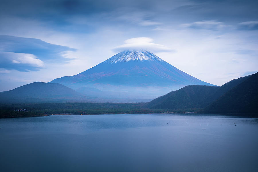 Mount Fuji 1000 Yenes View Photograph by By Rodrigo Herweg