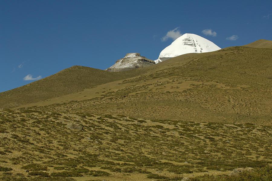 Mount Kailash Photograph by Tanukiphoto