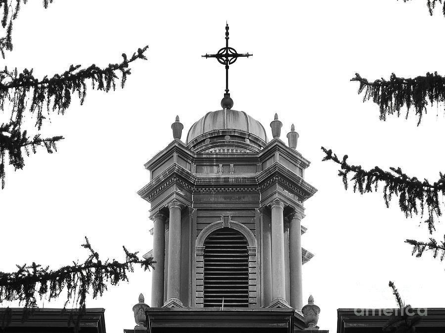 Catholic Photograph - Mount Mercy University Warde Hall by University Icons