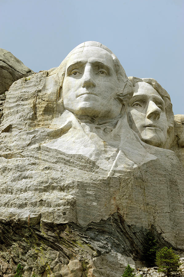 Mount Rushmore Photograph by Dennis Macdonald