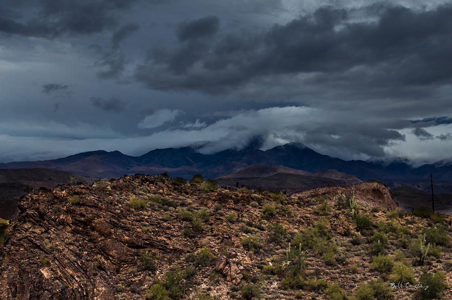 Mountain Photograph - Mountain Blanket by Bill Cantey