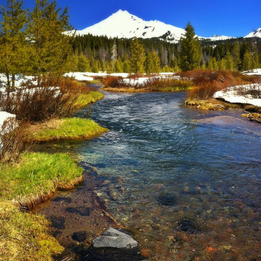 Mountain Creek Photograph by Andipantz