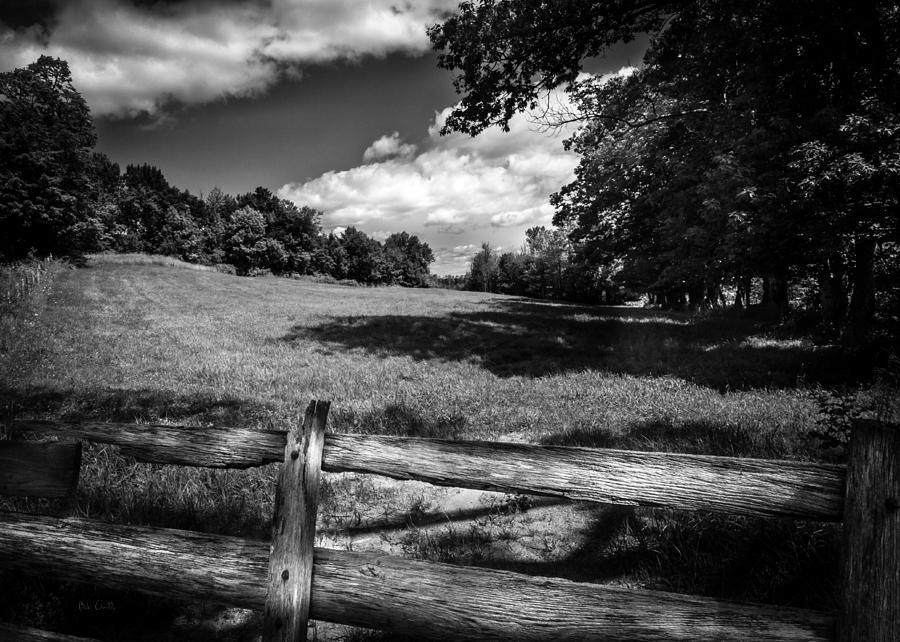 Bob Orsillo Photograph - Mountain Field by Bob Orsillo