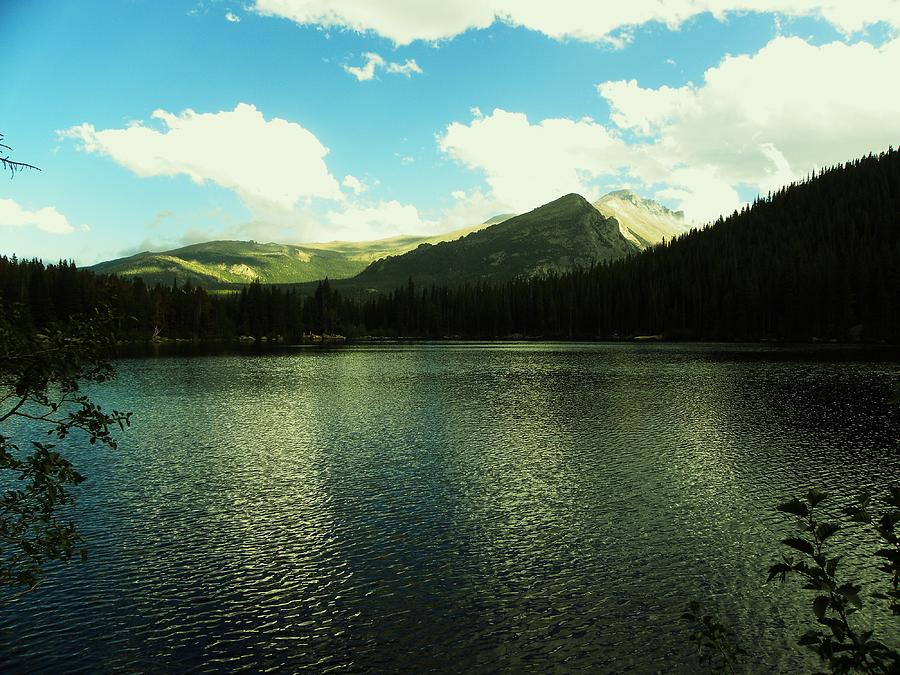 Lake Photograph - Mountain Lake by Christian Rooney