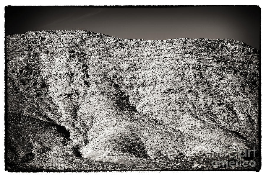 Valley Of Fire Photograph - Mountain Mounds by John Rizzuto