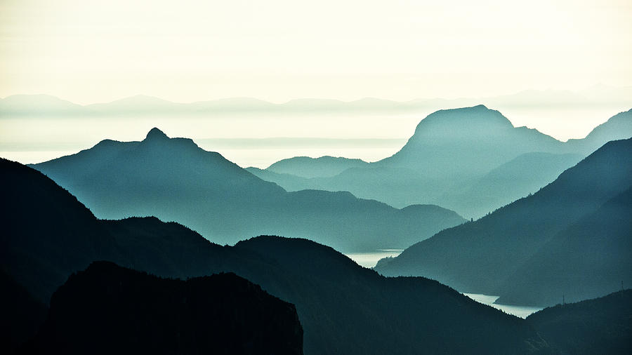 Mountain Scapes Photograph By Dirk Lightheart