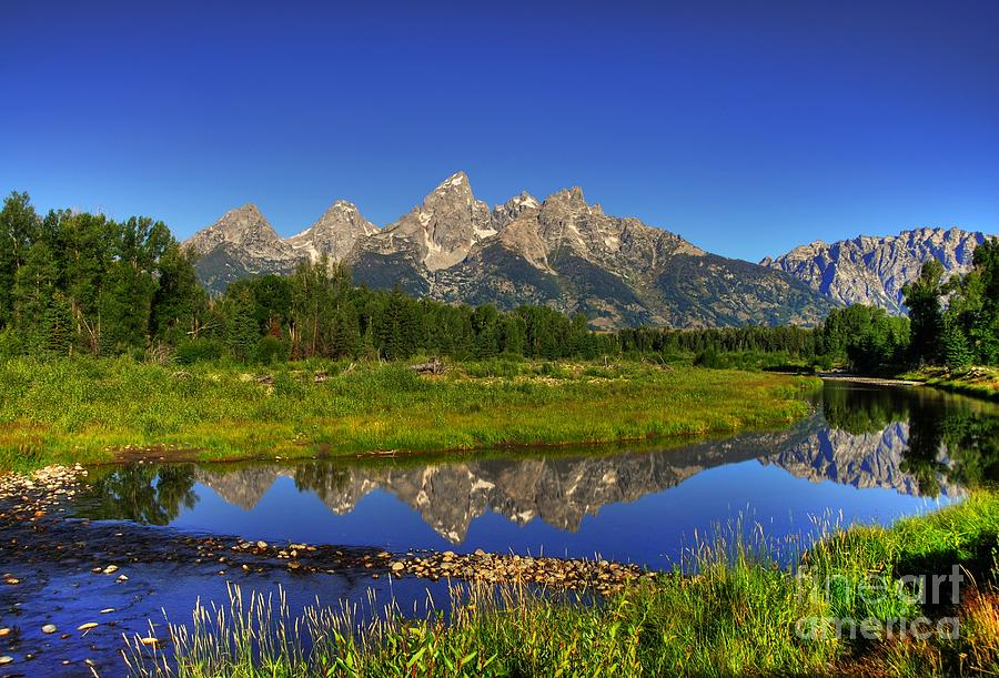Landscapes Photograph - Mountain Time by Mel Steinhauer