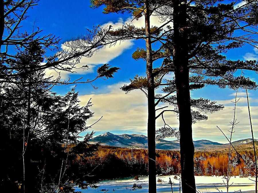 Mount Chocorua Photograph - Mountains Rising by Elizabeth Tillar