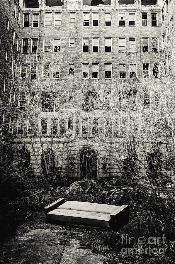 Apartments Photograph - Moving Day by Margie Hurwich
