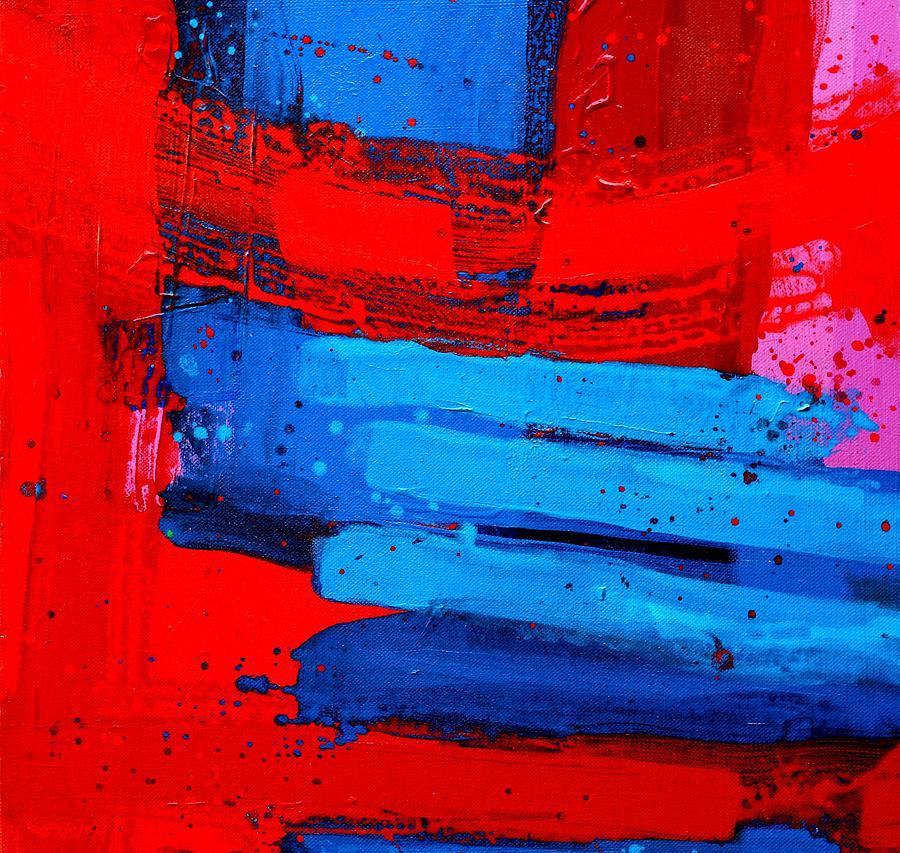 Abstract Painting - Mox Nox by John  Nolan