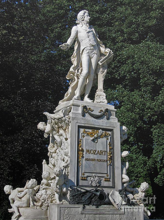 Mozart In Vienna Photograph
