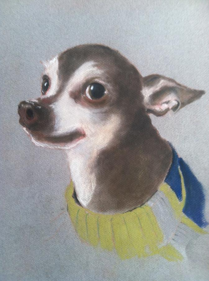 Mr Burns New Sweater by Barbara Gulotta
