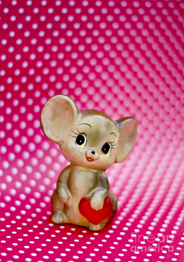 Mouse Photograph - Mr. Mouse by Valerie Fuqua