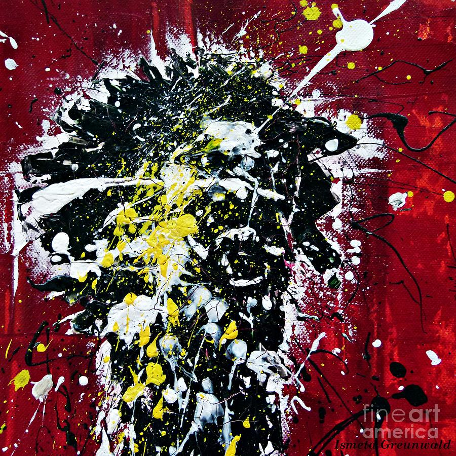Mr. Nobody Painting - Mr. Nobody by Ismeta Gruenwald