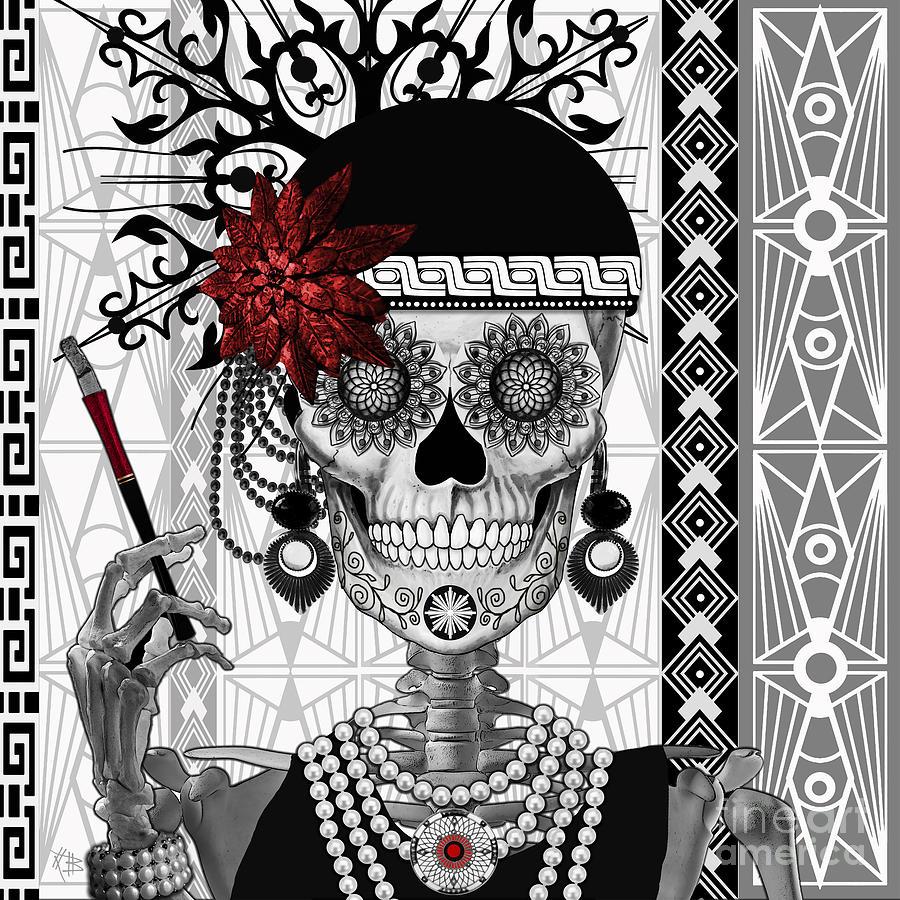 sugar skull wallpaper for android
