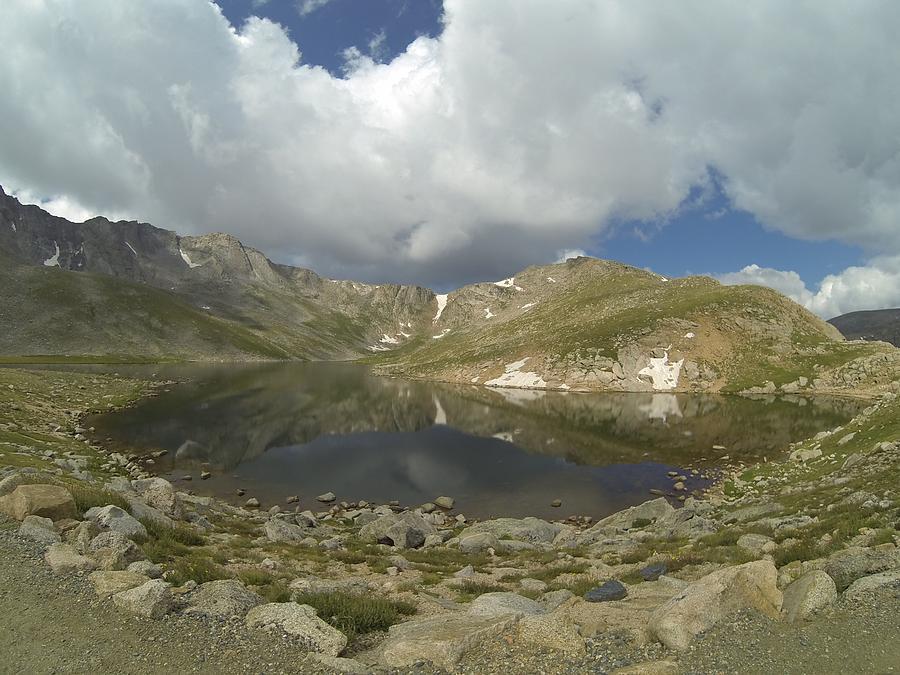 Colorado Photograph - Mt Evans by Rick Lecture