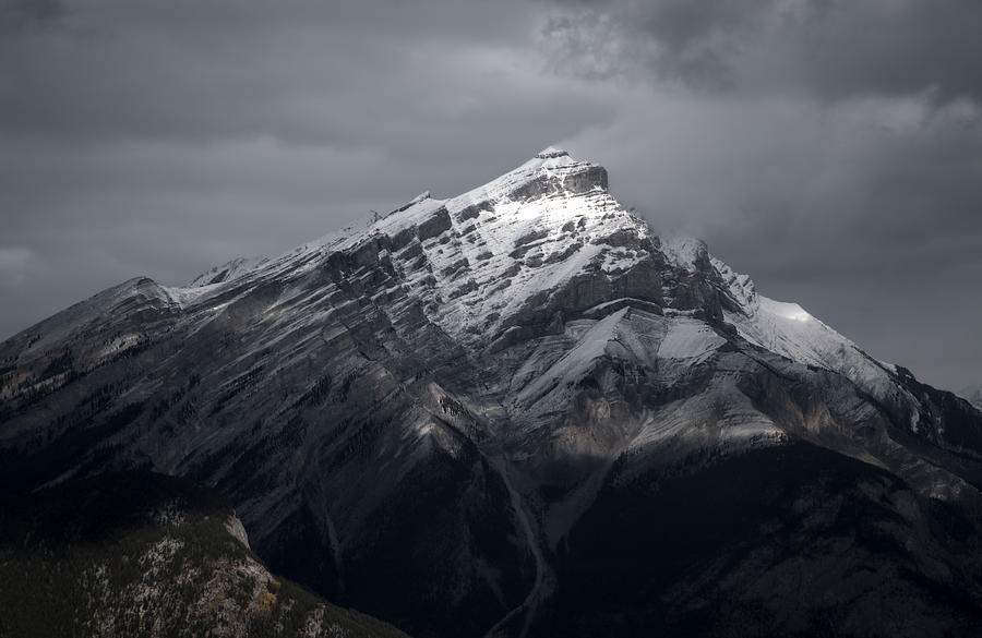 Mt. Norquay by Kim Aston