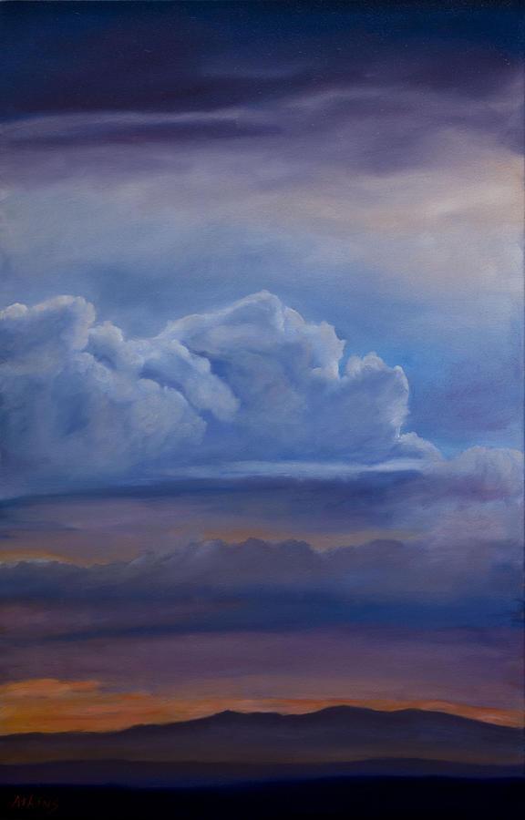 Mt. Taylor Sunset by Jack Atkins