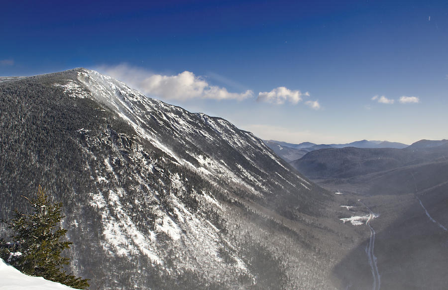 Mountains Photograph - Mt Webester by Diana Nault