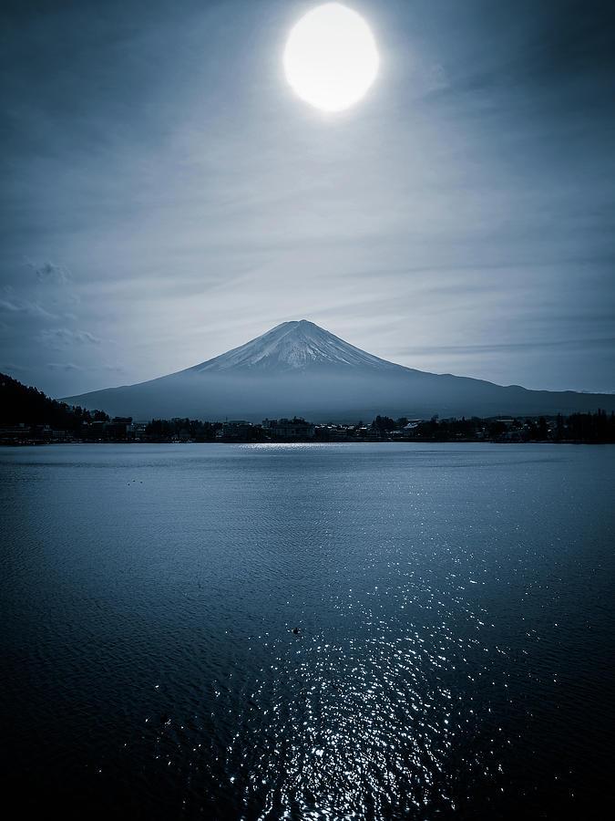 Mt.fuji & Kawaguchi Lake Photograph by Torne uttenai