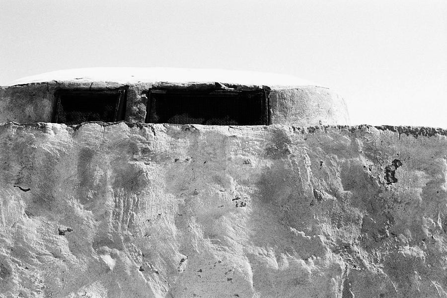 1984 Photograph - Mud House Wall by Jagdish Agarwal