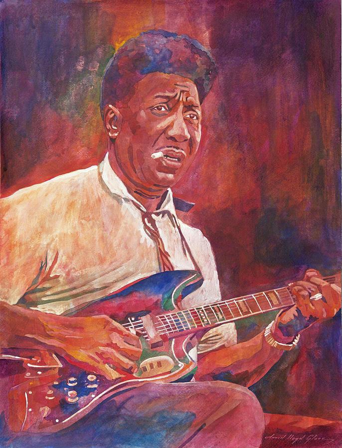 Muddy Waters Painting