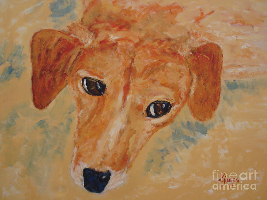 Mugle Beagle by Shelley Jones