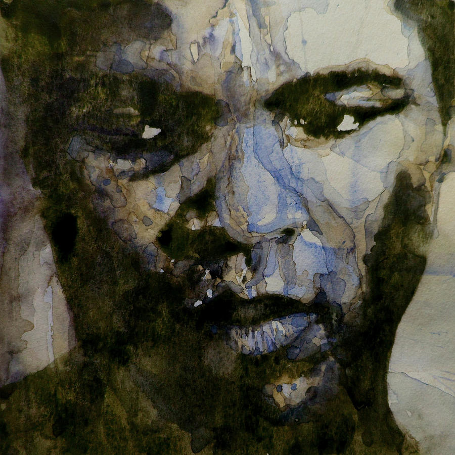 Muhammad Ali Painting - Muhammad Ali  A Change Is Gonna Come by Paul Lovering