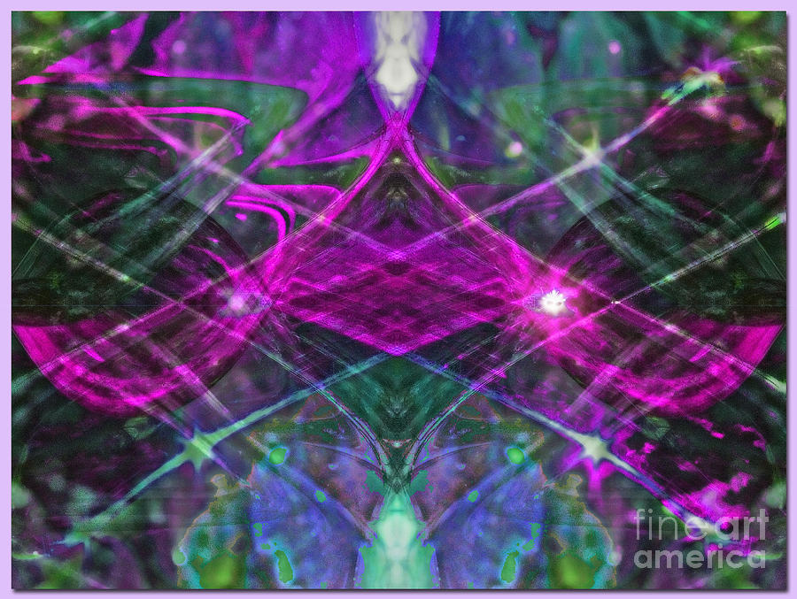 Abstract Photograph - Multiplicity Universe by Chris Anderson
