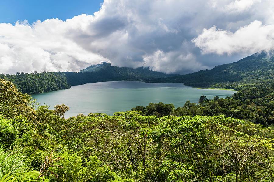 Munduk Lake, Bali Photograph by John Harper