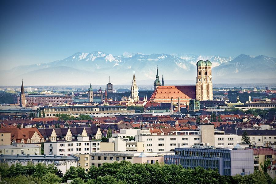 Munich Photograph - Munich by Bjoern Kindler