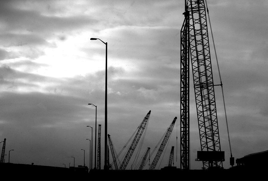 Municipal Construction Photograph