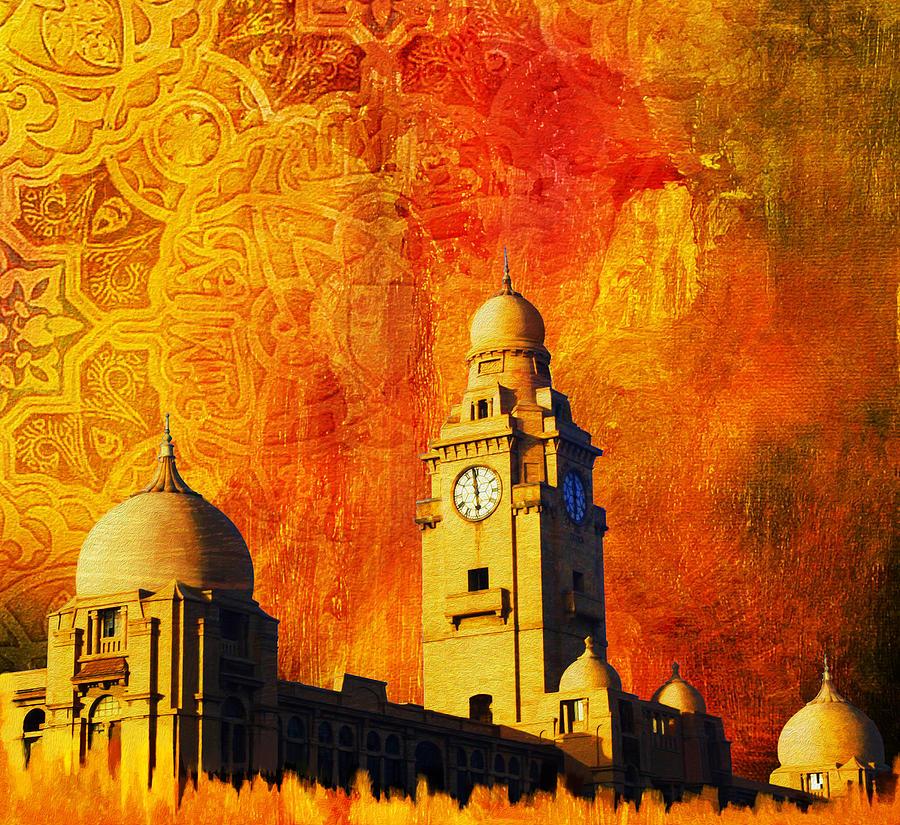 Municipal Corporation Karachi Painting By Catf