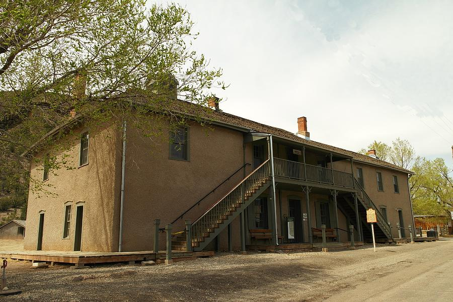 Historic Places Photograph - Murphy Store Lincoln City New Mexico   by Jeff Swan