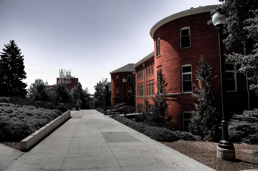 Murrow Complex - Washington State University Photograph