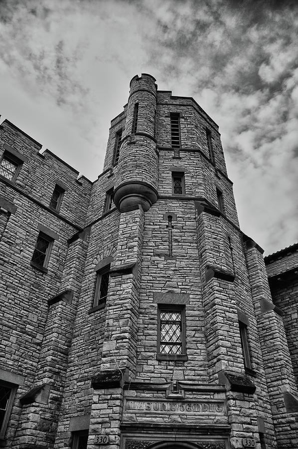 Appleton Photograph - Museum At The Castle  8301 by Guy Whiteley