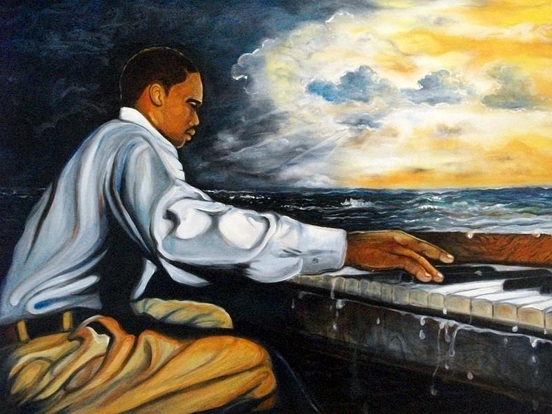 Music Painting by Emery Franklin