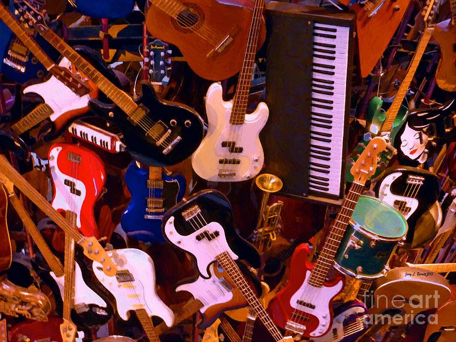 Music by Jerry L Barrett