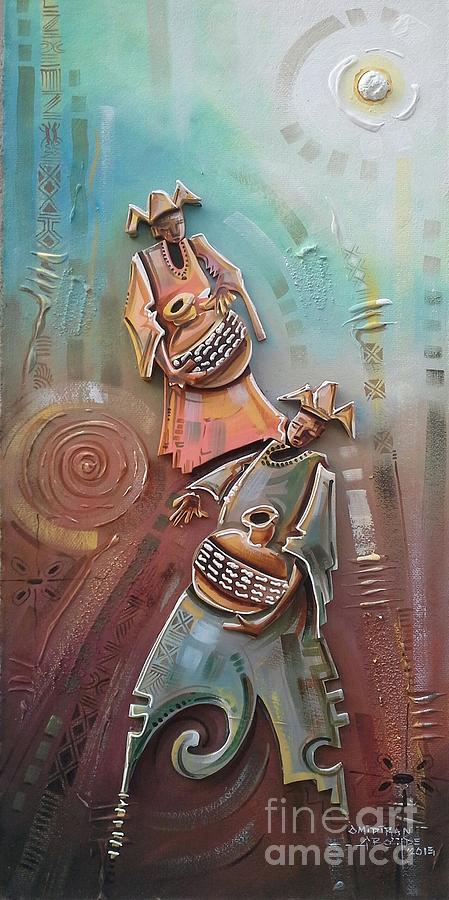 Music Makers Relief by Omidiran Gbolade