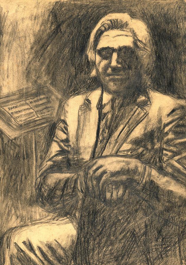 Musician Drawing
