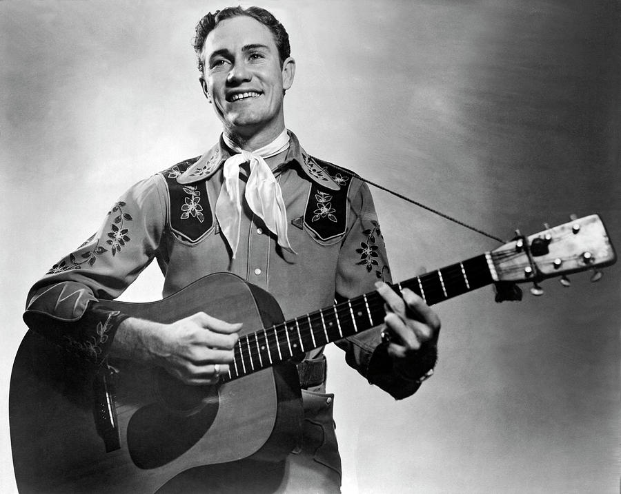 Musician Lefty Frizzell by Underwood Archives