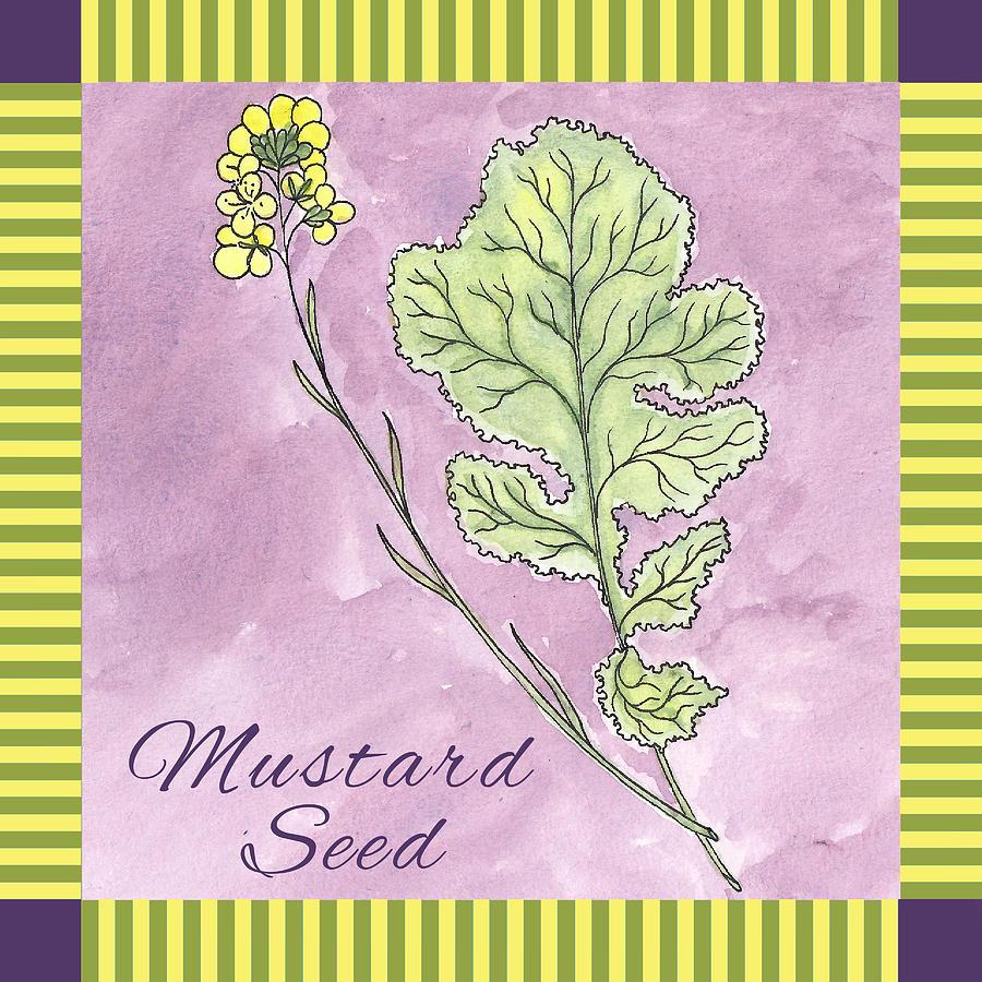 Mustard Seed Painting